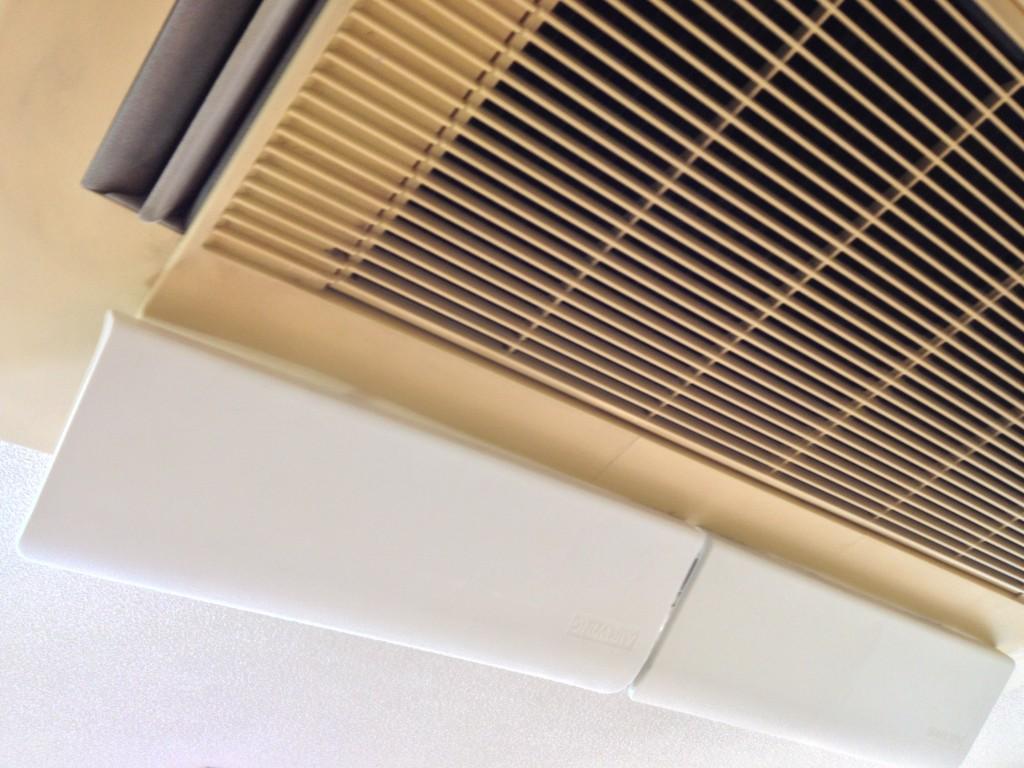 美容室業務用エアコン